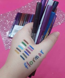 سرمه مدادی رنگی جعبه ای فلورمار Flormar