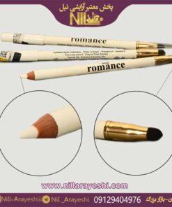 مداد سفید رومنس